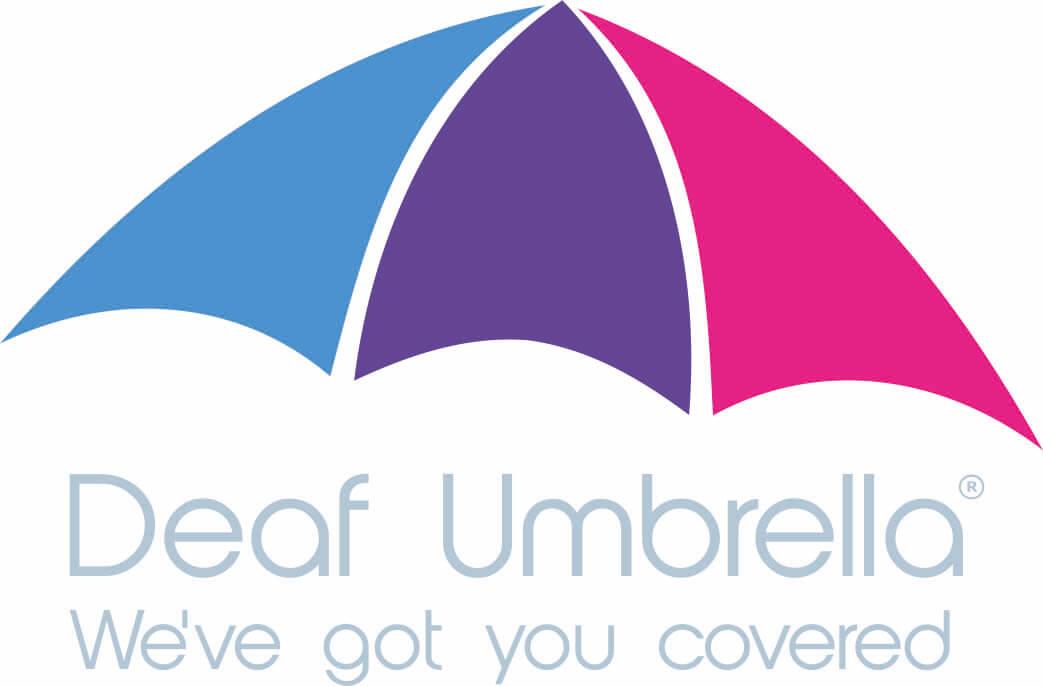 Deaf Umbrella Logo