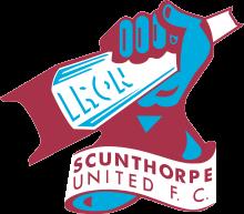 Scunthorpe United Football Club Logo